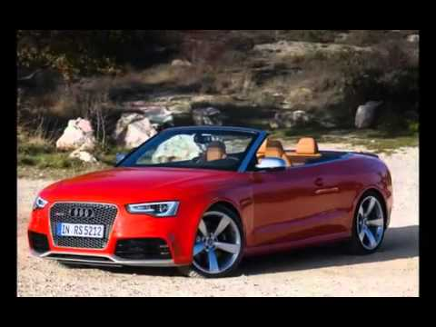 2016 2017 Audi Rs5 Cabriolet Convertible New Luxury Interior And Exterior You