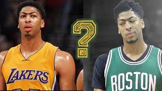 Celtics Trying HARD To Get Anthony Davis But Lakers Are In The WAY!