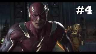 Injustice 2 - The Flash Vs Reverse Flash [Flash] [#04]