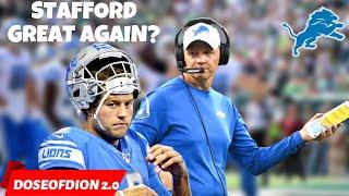 Darrell Bevell Has Woke Up The BEAST! Matthew Stafford Is GREAT! Detroit Lions Talk