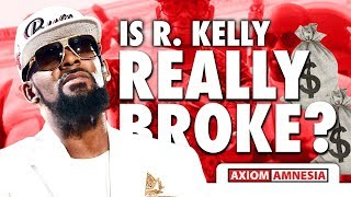 Is R. Kelly Broke? Does R Kelly Own His Music Publishing?
