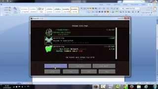 איך מורידים מיינקראפט 1.7.10 how to daownload minecraft 1.7.10