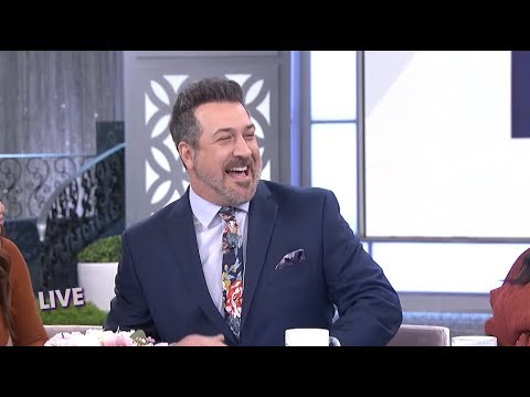 FULL INTERVIEW – Part 1: Joey Fatone on NSYNC, BSB, and 'Common Knowledge'