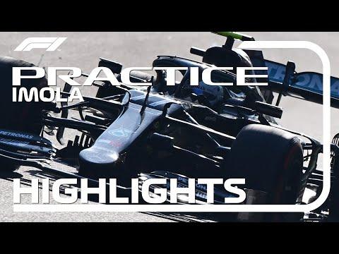 2020 Emilia Romagna Grand Prix: Practice Highlights