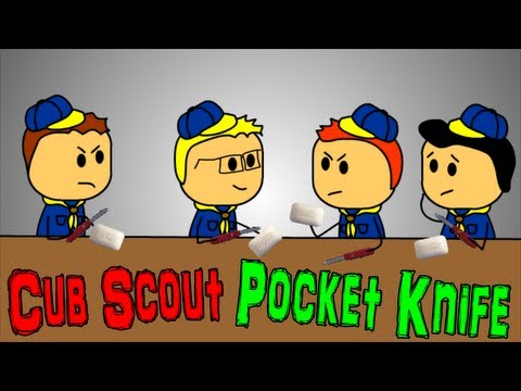 Brewstew - Cub Scout Pocket Knife