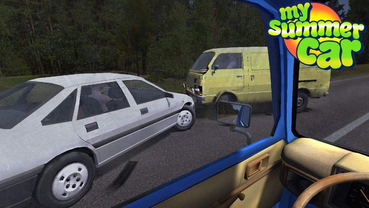 Car Wreck Video Games