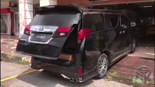 Toyota Alphard / Wellfire (ANH30) Power Auto Tailgate / Power Boot