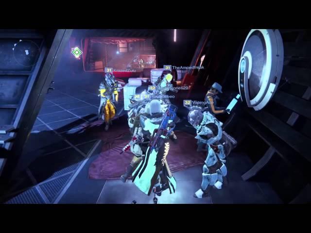 Destiny Dance Party