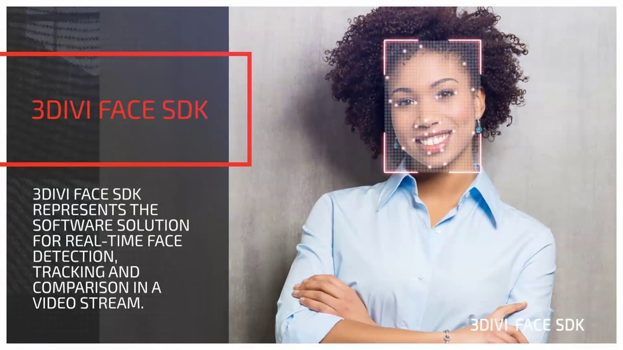3DiVi Face Recognition SDK