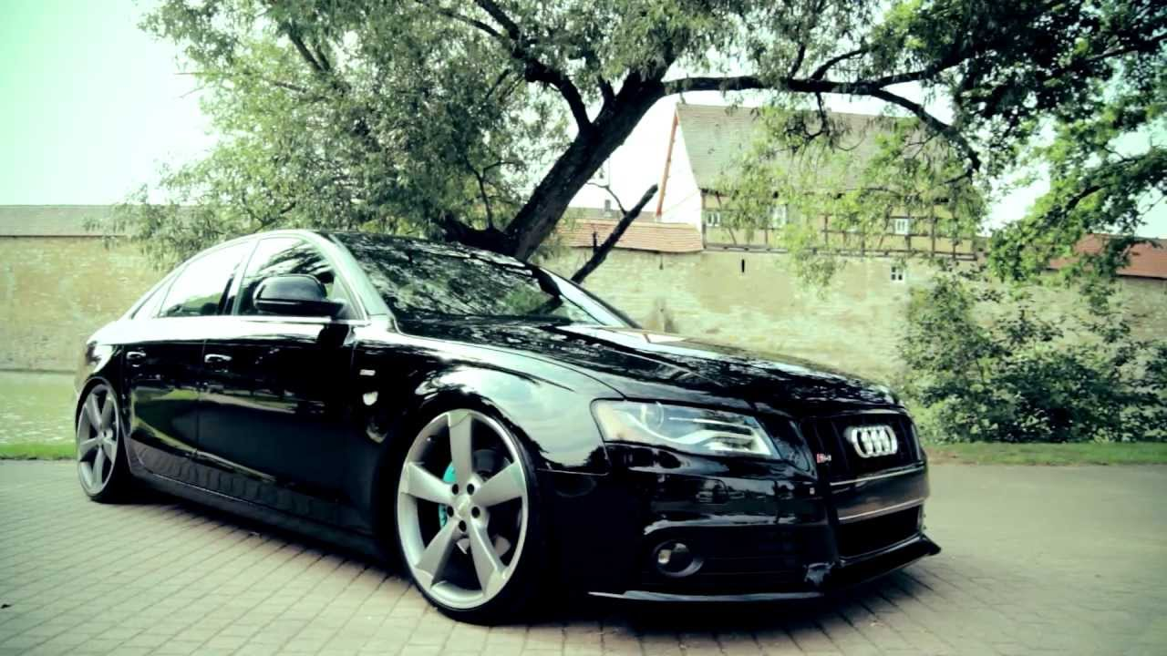 audi a4 b8 2 0tfsi s line teaser lifestylecars youtube. Black Bedroom Furniture Sets. Home Design Ideas