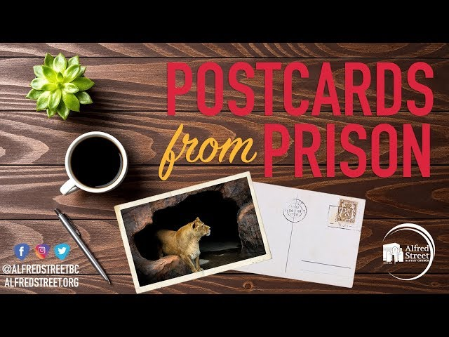 "June 18, 2019   Bible Study   ""Postcards From Prison P2""   Rev. Marcia Norfleet"