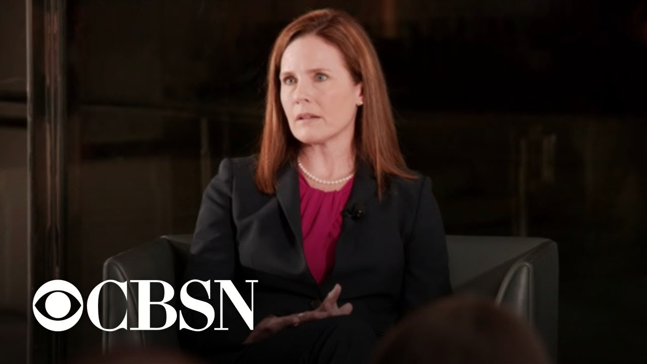 Trump to Announce Amy Coney Barrett as Supreme Court Nominee