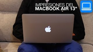 Mi experiencia con el MacBook Air 13