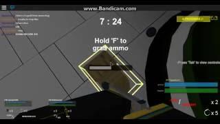 Roblox: Notoriety negative ammo glitch