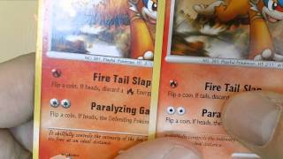 How to tell if a Pokemon Card is fake