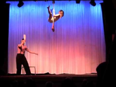 Polinskii & Nanu  Herrang 2011 cabaret week 4