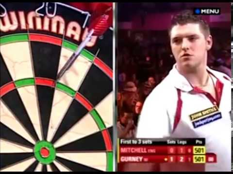 Changes to Daryl Gurney