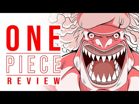 100% Blind ONE PIECE Review (Part 14): Fishman Island