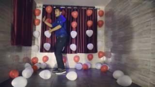 Mile ho tum humko tony kakkar | Dance |  valentine special Aman makwana