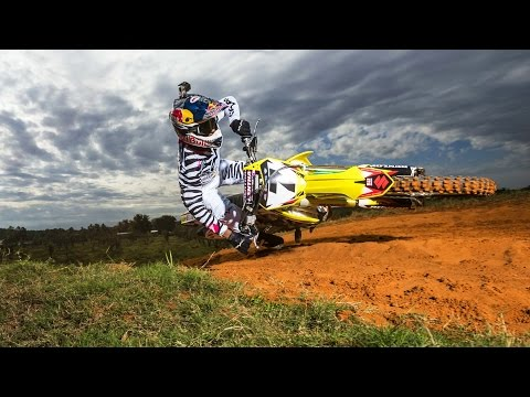 "Super Slow-Moto: The ""Bubba Scrub"" w/ James Stewart"