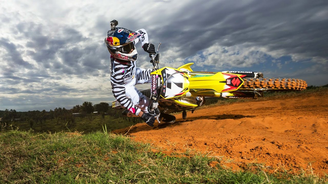 Super Slow Moto The Bubba Scrub W James Stewart