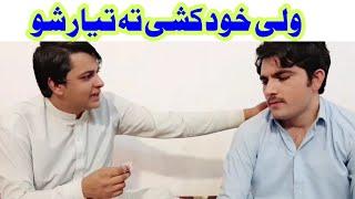 Insan Wali khudkashi ki || said badshah