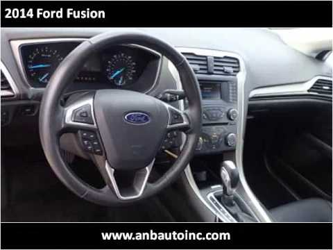 2014 Ford Fusion Used Cars Roseville Mi Youtube
