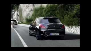 Peugeot 308 GTi 2011 Videos