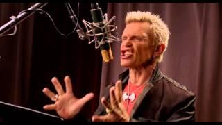 Behind the Scenes: Billy Idol Records Shark Week Song