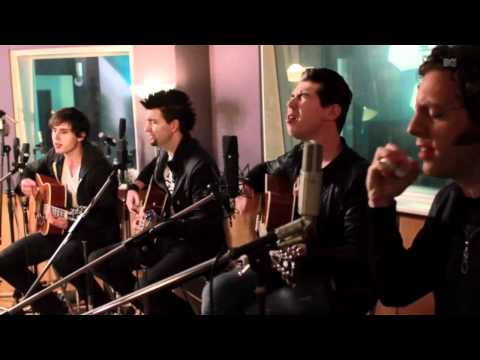 Marianas Trench - Cross My Heart Acoustic on MTV PUSH