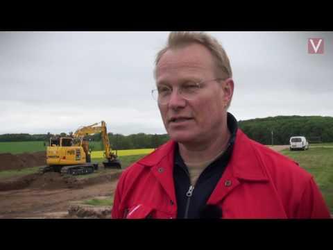 Videnskab.dk - Udgravning af Borgring ved Køge
