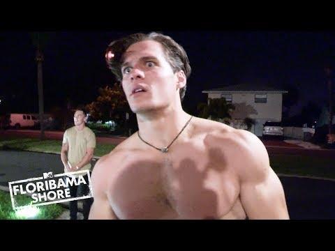 Jeremiah & Gus's Fight (PART 2) 👊 MTV Floribama Shore