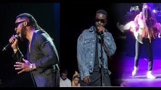 Baixar One africa music Fest 2018: Kranium displays sexual prowess, Sarkodie raps, Flavour,  performs.