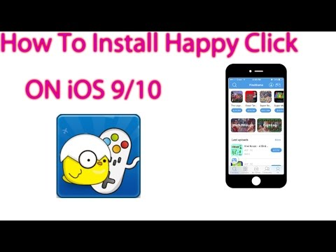 How to get happy Click iOS