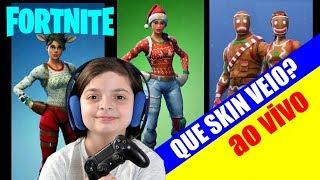 Fortnite-Nog OPS is BACK!! Skin of the little reindeer returns today?