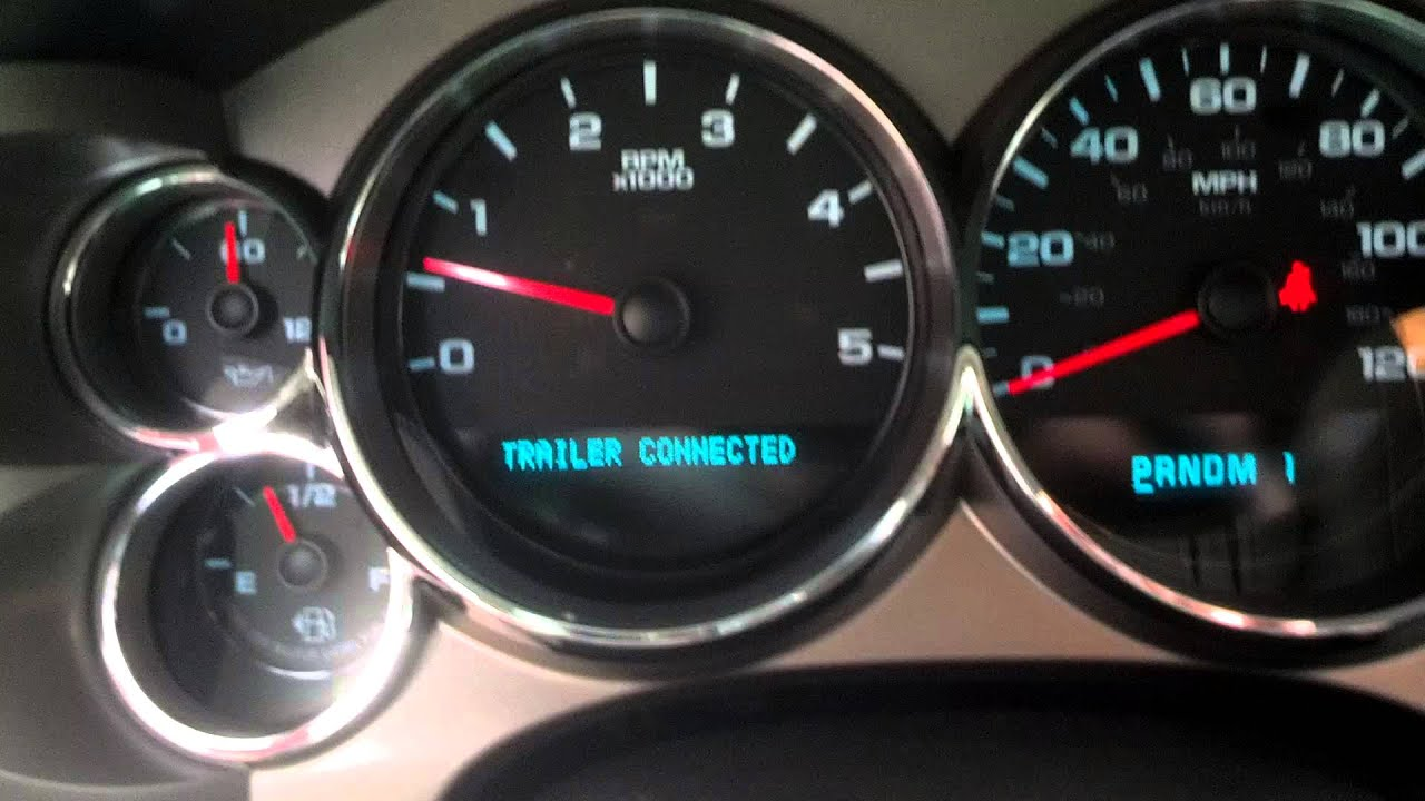 Itbc Integrated Trailer Brake Control Fix Electr Youtube