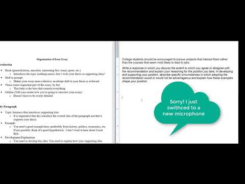 Writing The GRE Issue Essay - Step-by-step Guide