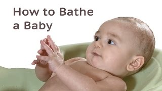 How to Bathe my Newborn Baby