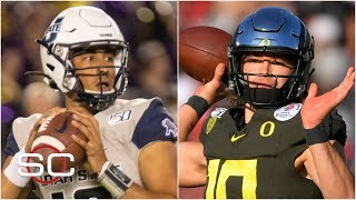 Who should be the third QB off the board in the 2020 NFL draft? | 2020 NFL Mock Draft