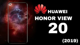 Honor V20 Unboxing & Overview   48MP Camera & Kirin 980 HD