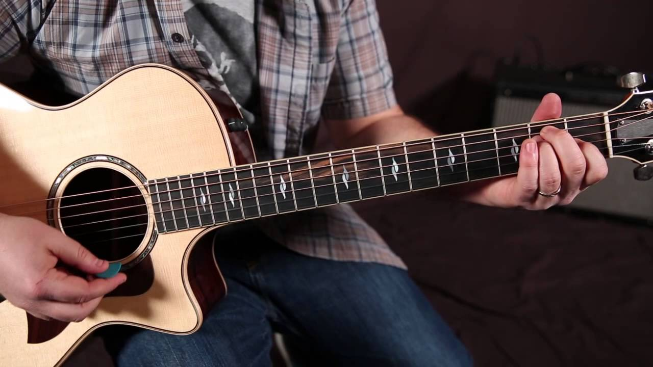 How To Play Shelter From The Storm On Guitar Bob Dylan St