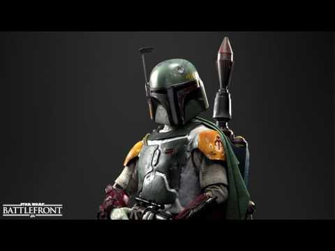 Star Wars Battlefront 2 Boba Fett Voice