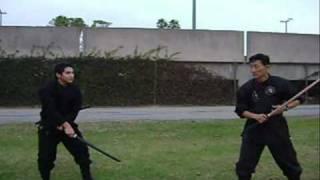 Samurai Sword Basic Technique