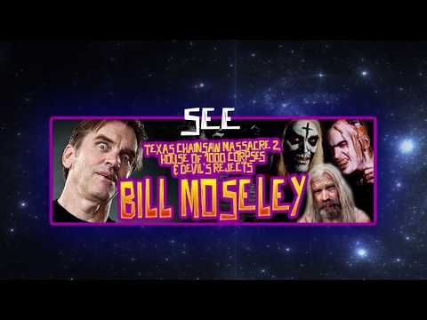 Bill Moseley Guest Appearance at ASTRONOMICON Meet Otis House of 1000 Corpses, The Devils Rejects,