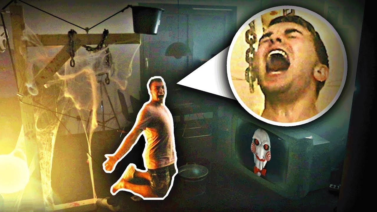 HORROR SLIME Room Prank!! (Die RACHE)