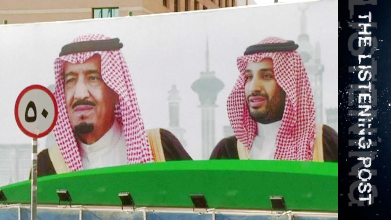 Saudi Arabia's purge: A quest for media control? - The Listening Post (Lead)