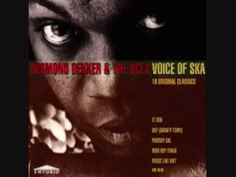 Desmond Dekker & The Aces - Music Like Dirt