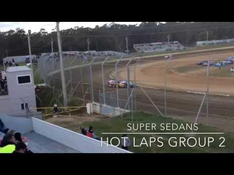 Super Sedans Hot Laps Latrobe Speedway 5/11/16