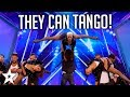 German Cornejo Dance Company Tango on America's Got Talent 2017