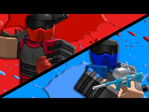 ROBLOX Twisted Paintball Twitter Codes - Tiger Mask